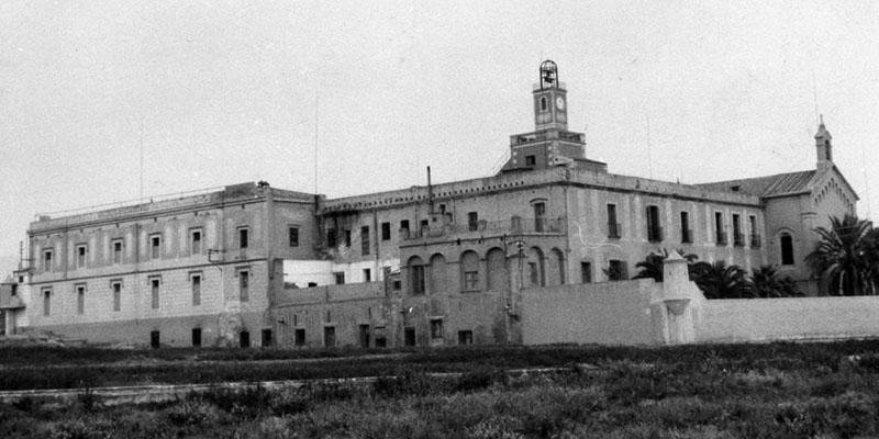 Memoria de la prisión de les Corts