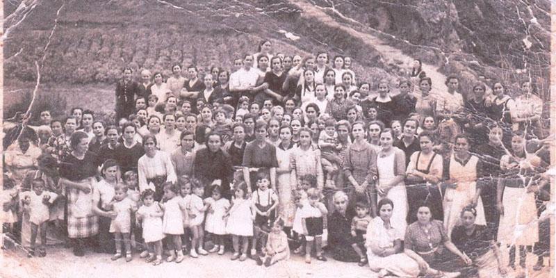 Dolores Valdés en Asturias Republicana