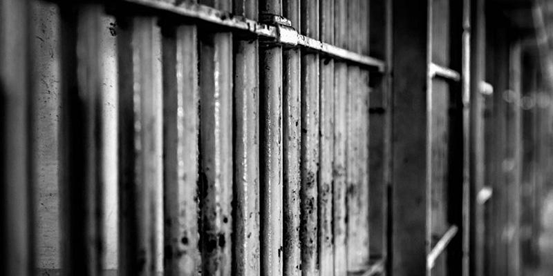 La cárcel del chalet de Orue